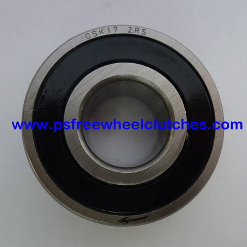 ZZ..2RS Overrunning Clutch Bearings