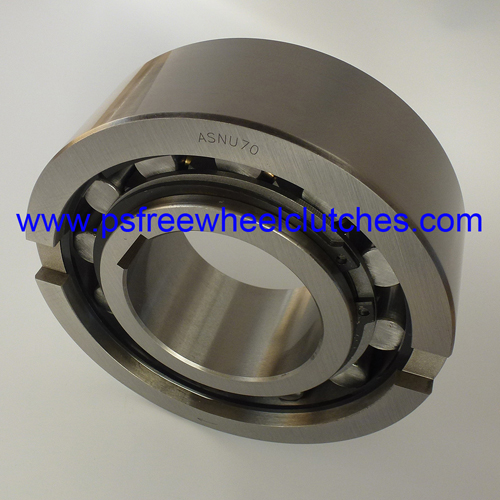 ASNU45 One Way Clutch Bearings